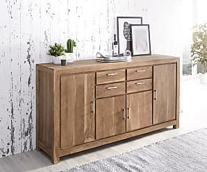 fabulous wolf mbel sideboard creed cm akazie stone tren schbe sideboards with wolf mobel