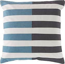 Art of Knot Ellison 18 x 18 Pillow (with Poly Fill)
