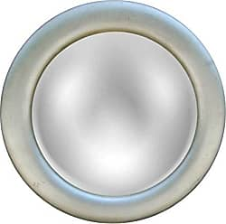 Hickory Manor House HM9722SH Round Mirror/Shimmer