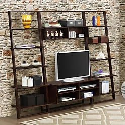 4D Concepts Arlington TV Stand with Wall Shelf - FDC152-1