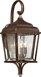 Minka Lavery The Great Outdoors Astrapia 3 Light Wall Mount In Dark Rubbed Sienna w/Aged Silver