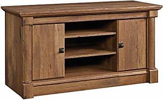 Sauder Sauder 420605 Palladia TV Stand, For TVs up to 50, Vintage Oak finish