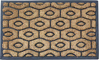 First Impression Molded Honeycomb Door Mat - A1HOME200003