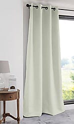 Moutarde LOVELY CASA Notte Rideau OCCULTANT 140X280 CM Polyester