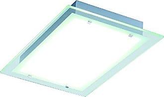 Maxim Lighting ET2 Lighting E22121-24AL Flush Mount Clear Glass Shades, Brushed Aluminum Finish