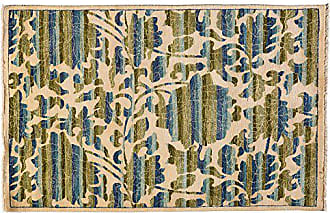 Solo Rugs Arts & Crafts Hand Knotted Area Rug 4 1 x 6 3 Ivory