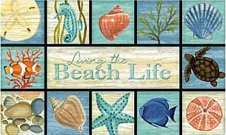 Better Homes & Gardens Masterpiece Beach Life Doormat - BH83-011-066-17