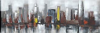 Art Maison Canada Cityscape Buildings Wall Art - HAYIMP4650ONL
