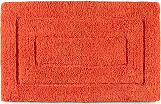 Kassatex Kassadesign Rug, Blood Orange, 20 by 32-Inch