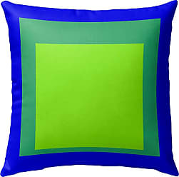 Kavka Designs Color Theory Blocks I Outdoor Pillow Yellow / Orange - OPI-OP16-16X16-BBA6525