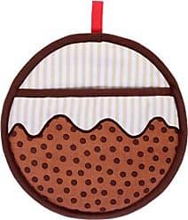 Ulster Weavers Christmas Pudding Shaped Pot Mitt