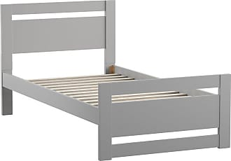 Weston Home Tatiana Cut Out Platform Bed, Size: Queen - 68366BQ-1TB[BED]