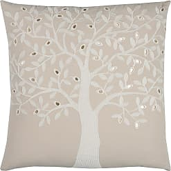 Rizzy Home T08570 Decorative Poly Filled Throw Pillow 20 x 20 White