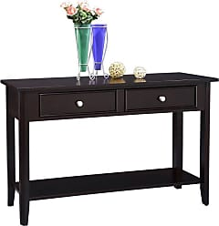 Winners Only Metro 2 Drawer Sofa Table - Espresso - AM100S