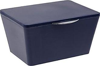 Aufbewahrungsbox mit Deckel, Brasil, Weiß