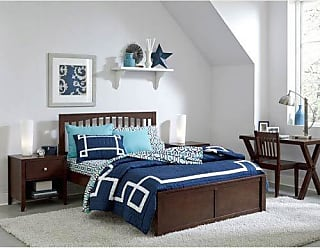 Hillsdale Furniture 32014N Pulse Mission Bed King Chocolate