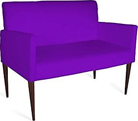 Prospecto Cadeira Mademoiselle Plus 2 Lugares - Roxo