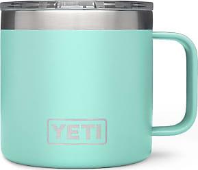 Yeti Seafoam 14 Oz Rambler Mug