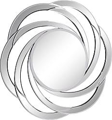 Elegant Lighting Mirror 33-5/8 x 33-5/8 x 3/4 CL