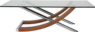 Whiteline Robin Coffee Table - CT1211-WLT