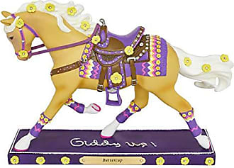 Enesco Trail of Painted Ponies Buttercup Figurine 6.5 Multicolor