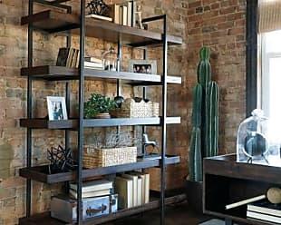 Ashley Furniture Starmore 76 Bookcase, Brown