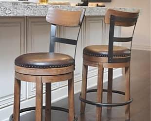 Ashley Furniture Pinnadel Counter Height Bar Stool, Light Brown