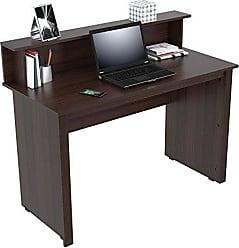 Inval America Inval ES-9103 Writing Desks, Espresso-Wengue