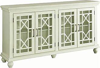 Coaster 950638-CO Accent Cabinet, Antique White