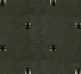 Portodesign Papel de Parede Vinílico Rolo Exclusive 3703 Porto Design Verde Escuro