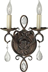 Feiss Chateau Collection Wall Sconce in Bronze