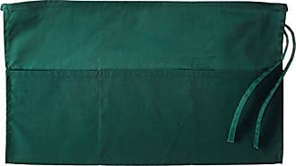 Winco USA Winco WA-1221G 3-Pocket Waist Apron, Green