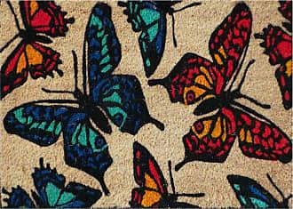 First Impression Eco-Friendly Butterflies Door Mat - A1HOME200072