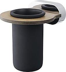 Bergen Design Range Bisk Distributeur de Savon Marron 10/x 15.4/x 13/cm