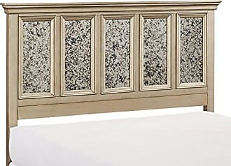Home Styles Visions Champagne Finish Queen Headboard by Home Styles