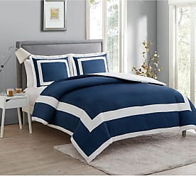 VCNY Avianna 3 Piece Duvet Set by VCNY Taupe, Size: Queen - AVO-3DV-QUEN-IN-TA