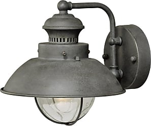 Vaxcel Lighting T0268 Harwich 8 Tall Single Light Outdoor Wall Sconce
