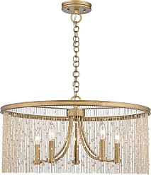 Golden Lighting 1171-5 CRY Marilyn 5 Light 25 Wide Taper Candle