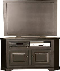Eagle Furniture Savannah 50 in. Corner TV Stand - 92739WPBK