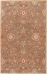 Jaipur Living Nantes Hand-Tufted Oriental Brown Area Rug (8 X 10)