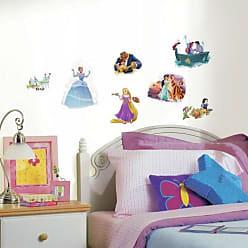 RoomMates Disney Princess Dream Big Peel and Stick Wall Decals