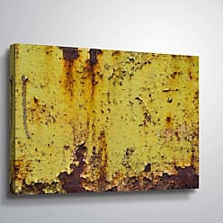 Brushstone Fractured by Scott Medwetz Gallery Wrapped Canvas, Size: 36x54 - 0MED844C3654W