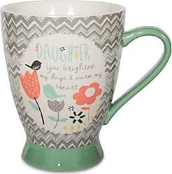 Pavilion Gift Company 74045 Daughter Ceramic Mug, 16 oz, Multicolored
