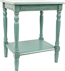 Decor Therapy Décor Therapy Simplify End Table, Blue