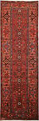Nain Trading Khamseh Rug 107x35 Dark Brown/Orange (Iran/Persia, Wool, Hand-Knotted)