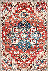 Surya Crafty-2 x 3 Area Rug, Orange, Red