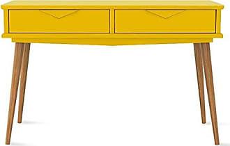 Artezanal Aparador Fiorense Amarelo - Amarelo