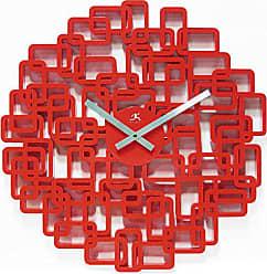 Infinity Instruments Helix-19 Resin Wall Clock