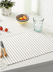Simons Maison Breakfast on the Mediterranean cotton weave placemat