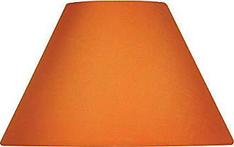 Beige 25,4/cm Oaks Lighting Lampenschirm zylindrisch Baumwolle